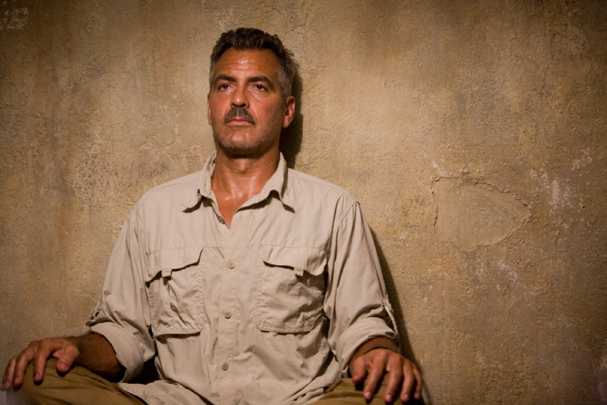 george clooney in the men who stare at goats