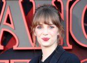"Maya Hawke at the premiere of ""Stranger Things"" season 3 in 2019"