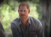 """Prince Harry in """"The Me You Can't See"""""""