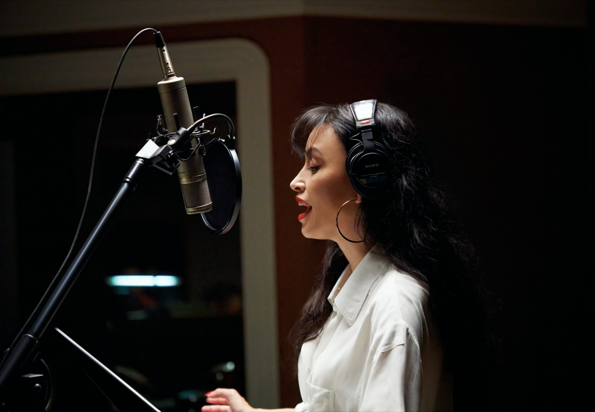 Christian Serratos in Selena: The Series