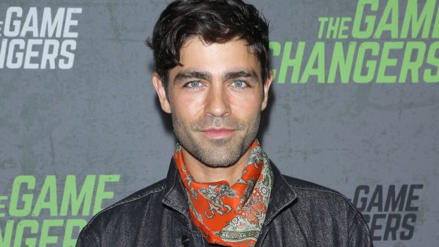 """Actor Adrian Grenier attends the """"The Game Changers"""" New York premiere at Regal Battery Park 11 on September 09, 2019 in New York City."""
