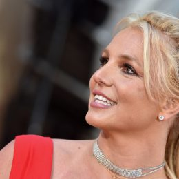 """Britney Spears attends Sony Pictures' """"Once Upon a Time ... in Hollywood"""" Los Angeles Premiere on July 22, 2019 in Hollywood, California."""
