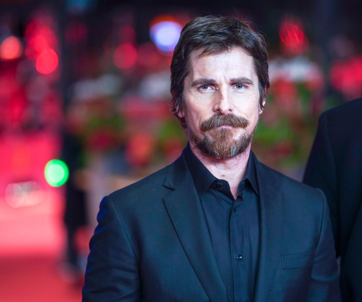 Christian Bale 2019