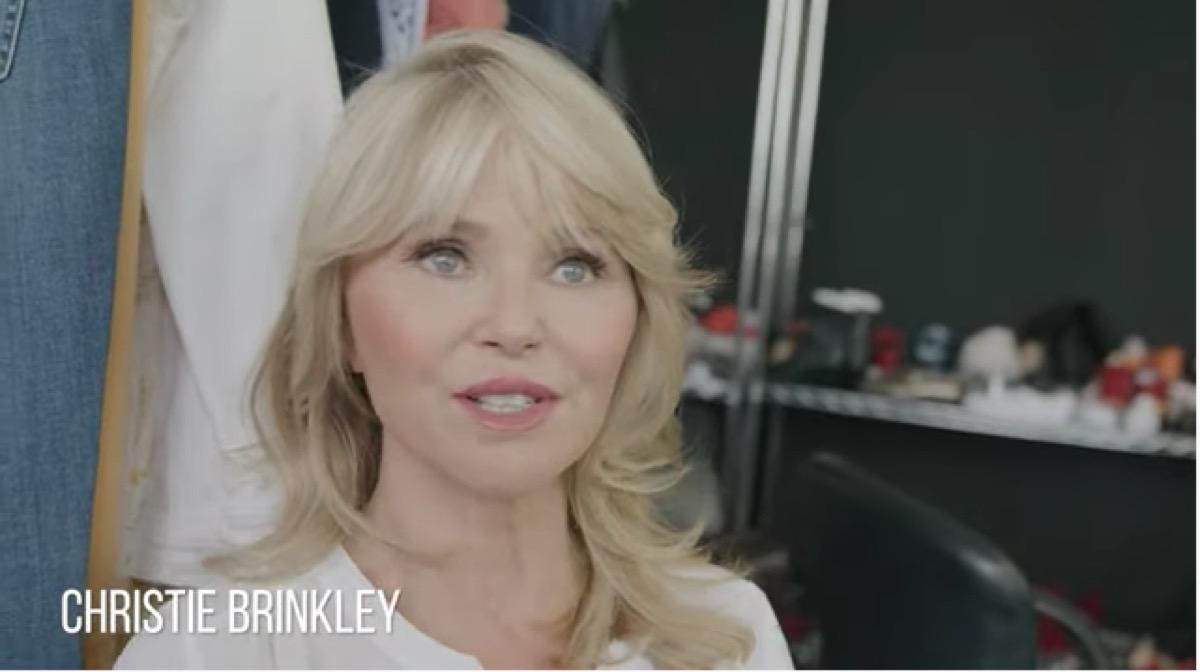 christie brinkley explains the secret to beauty