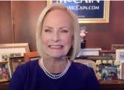 Cindy McCain talks daughter Meghan on Radio Andy