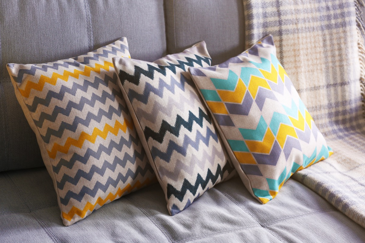 colorful pillow covers