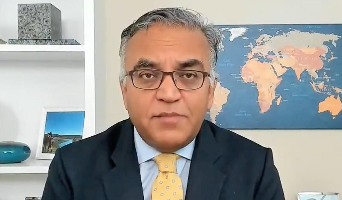 Ashish Kumar Jha on ABC's This Week
