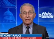 Dr. Fauci on This Week on May 9