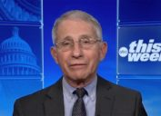 dr. fauci speaks on abc's this week, mother's day