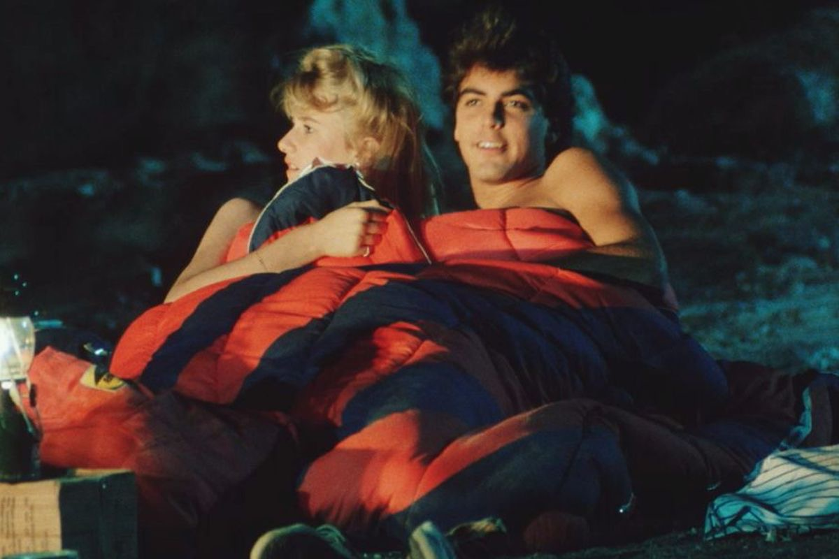 george clooney in grizzly ii the revenge