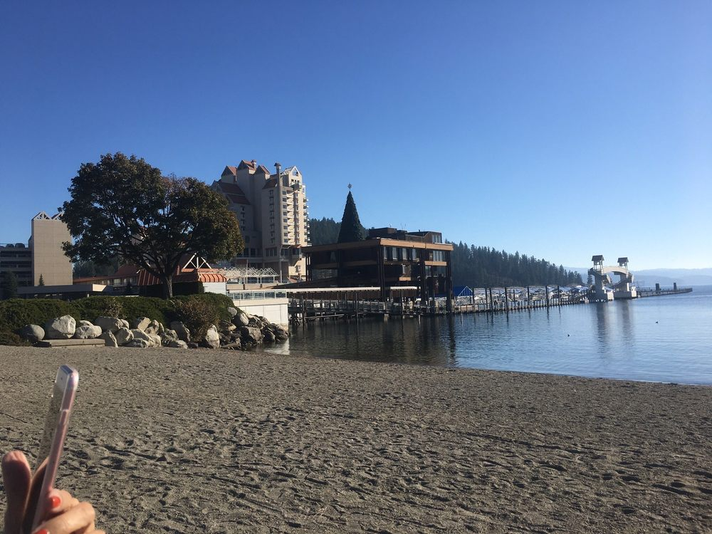 Coeur D'Alene City Park And Beach