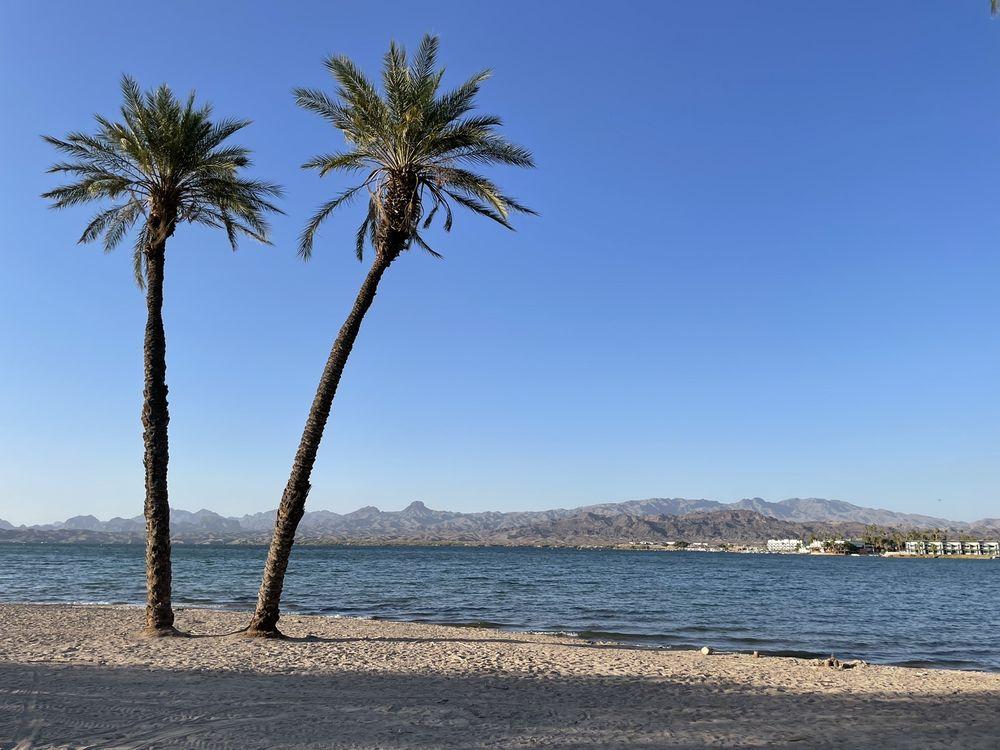 Rotary park beach in Arizona