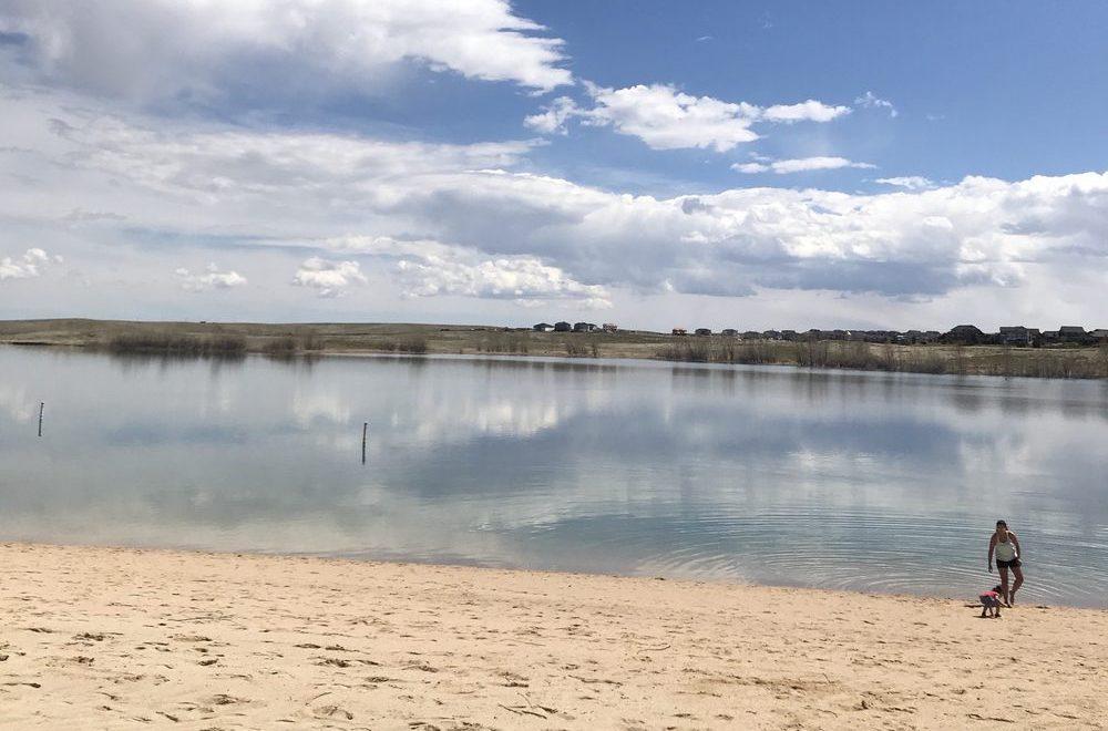 Aurora Reservoir Colorado