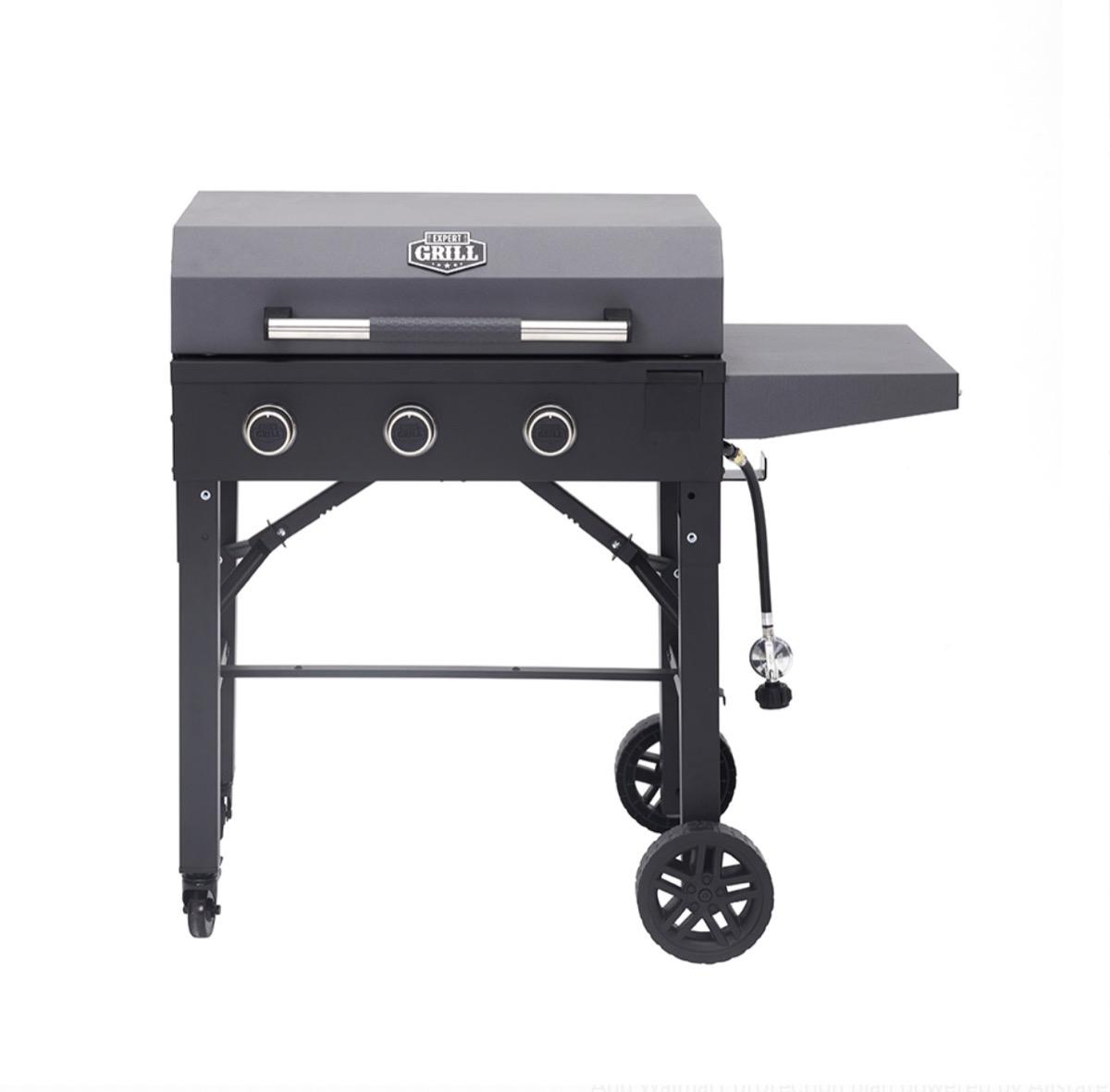small black grill