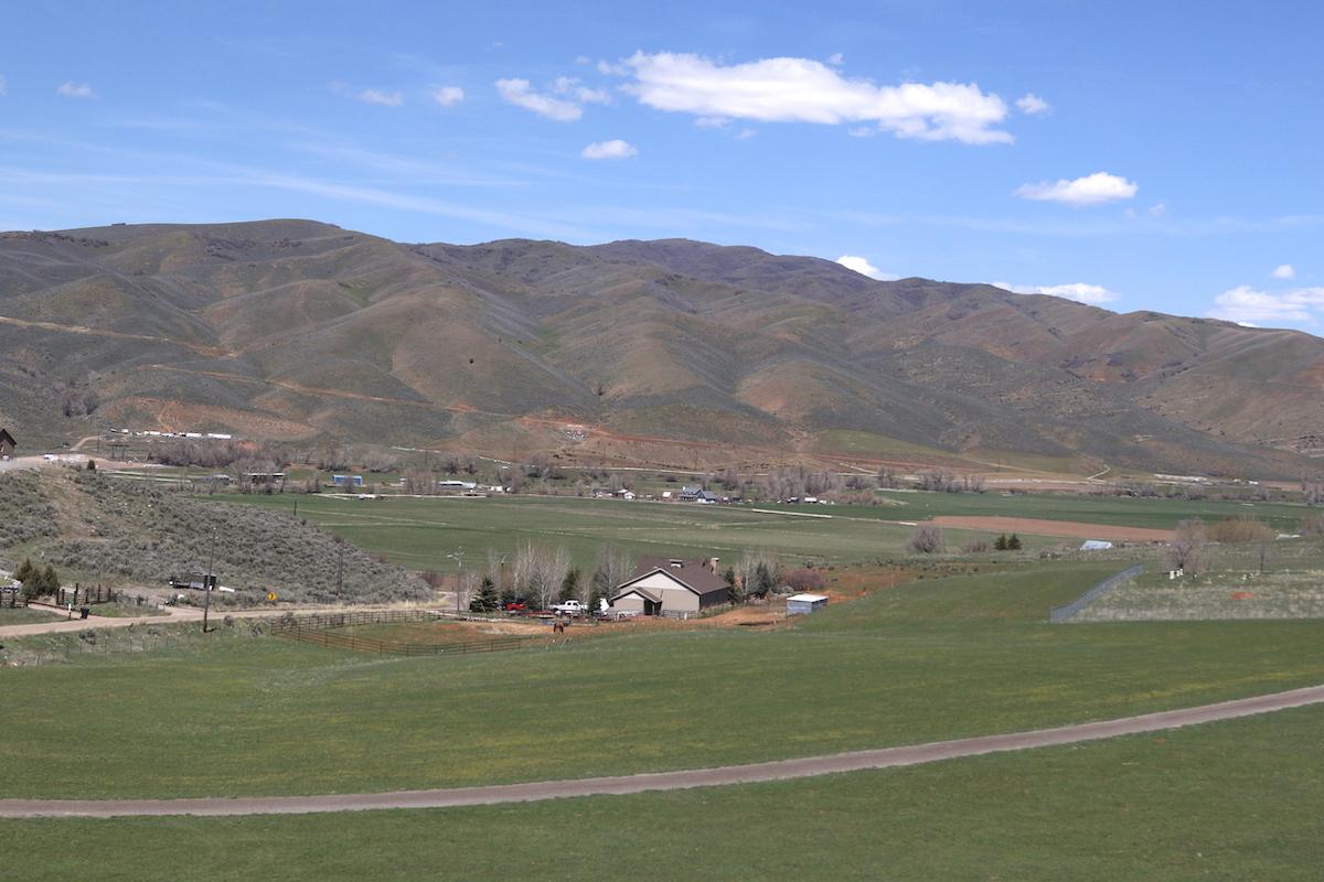 Croydon Utah