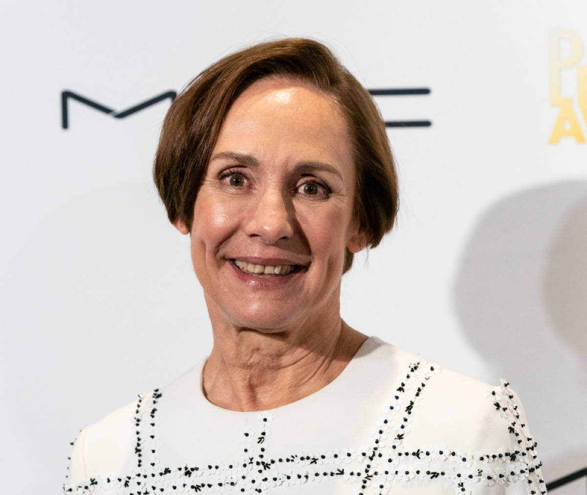 laurie metcalf on the red carpet