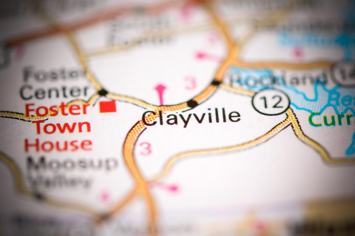 Clayville, Rhode Island
