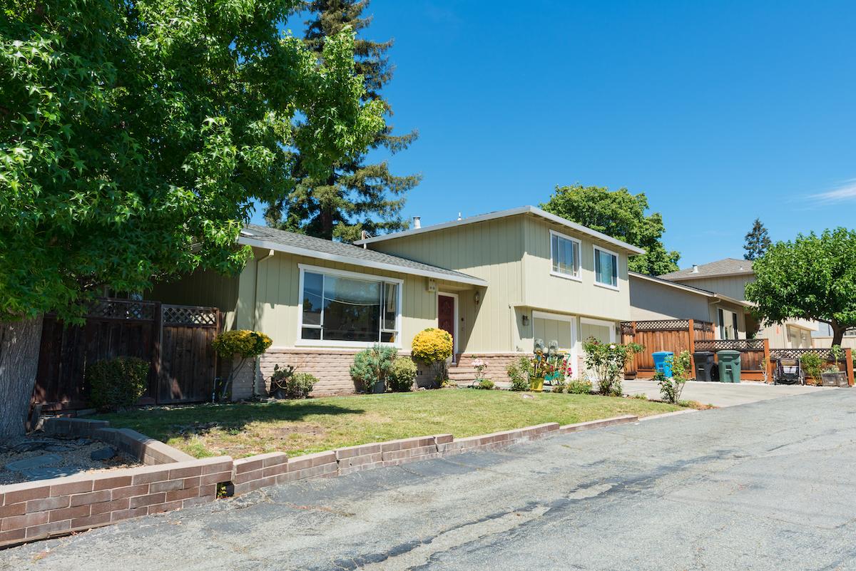 House in Atherton, California