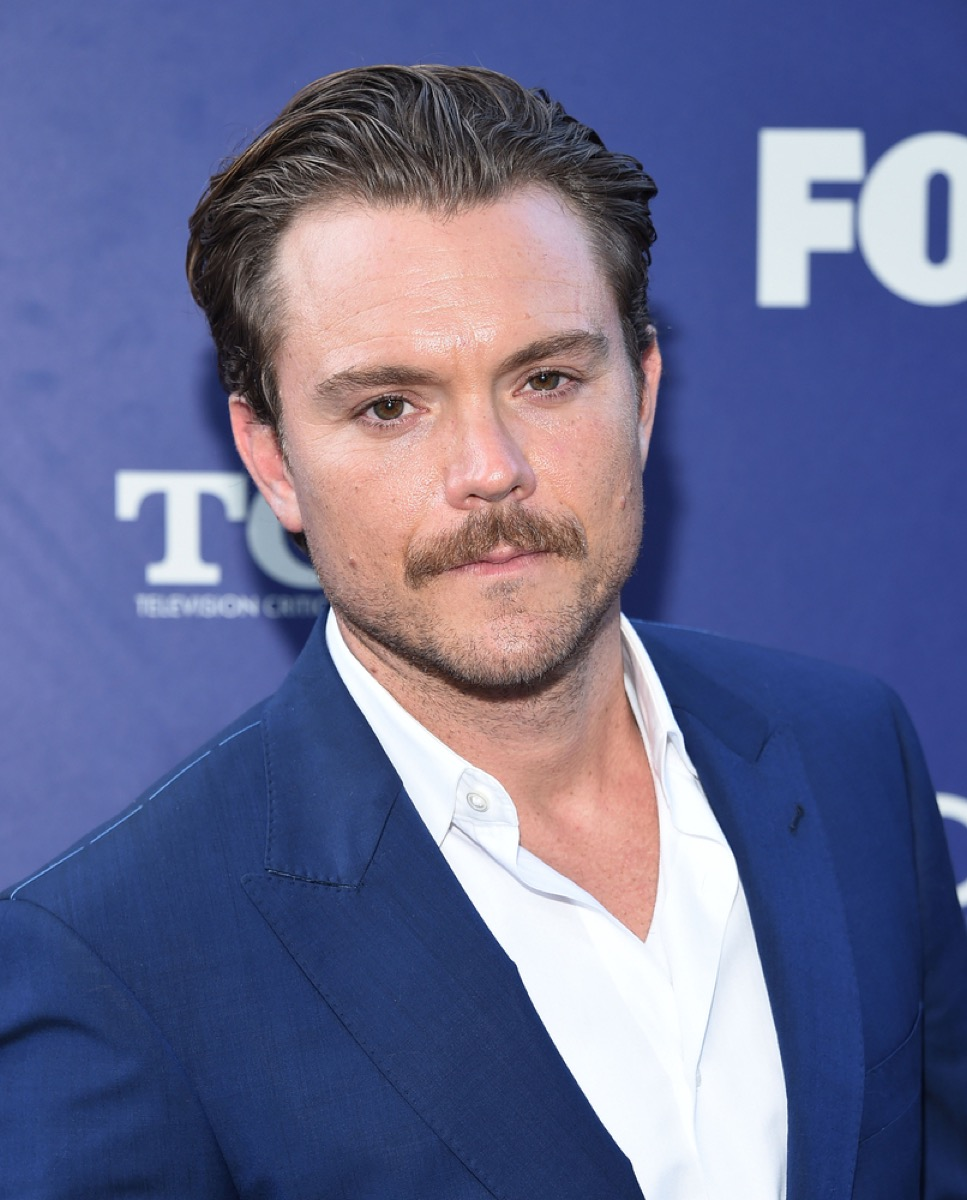 clayne crawford on the red carpet