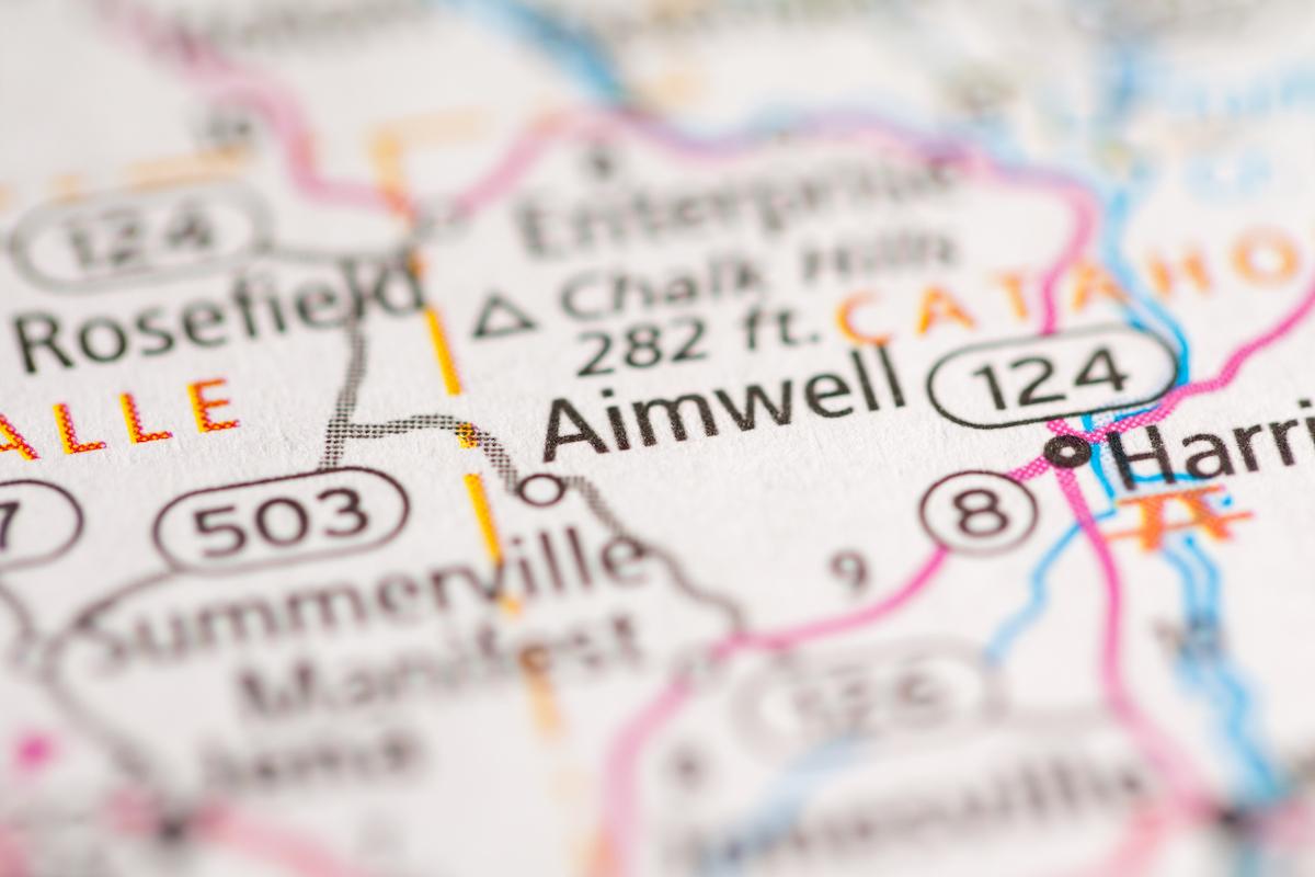 Aimwell, Louisiana