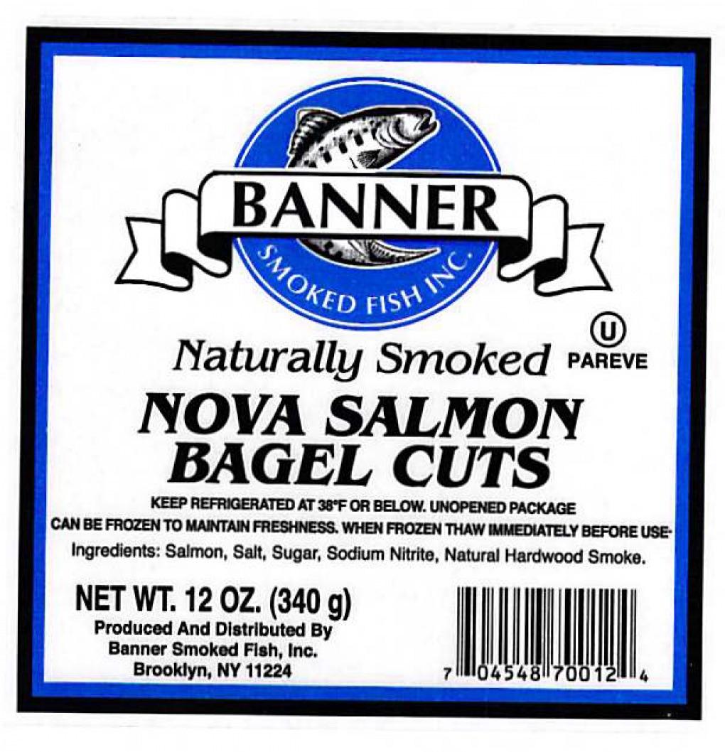 Banner Smoked Fish Lox recall