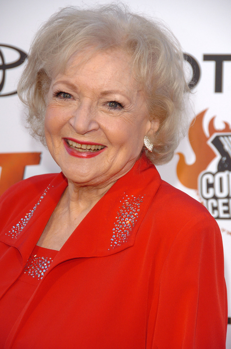 Betty White at Comedy Central's Roast of William Shatner in 2006