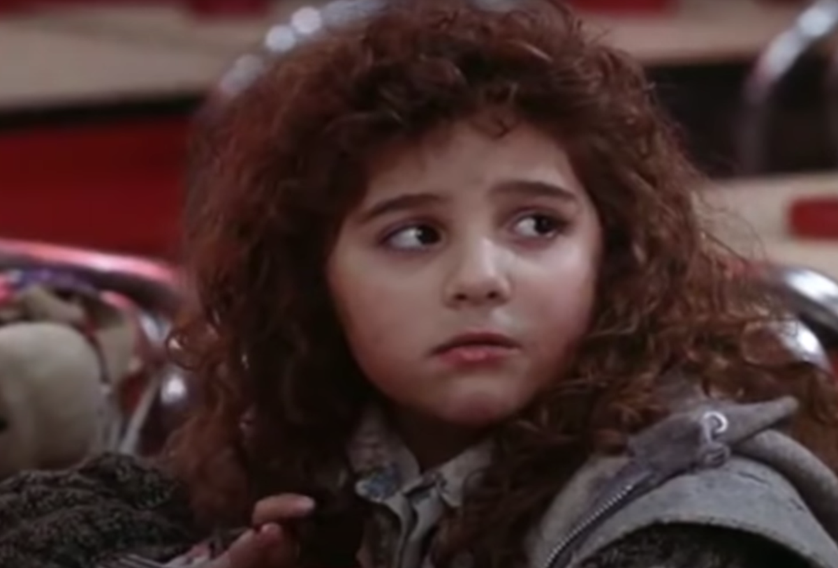 """Alisan Porter in """"Curly Sue"""""""