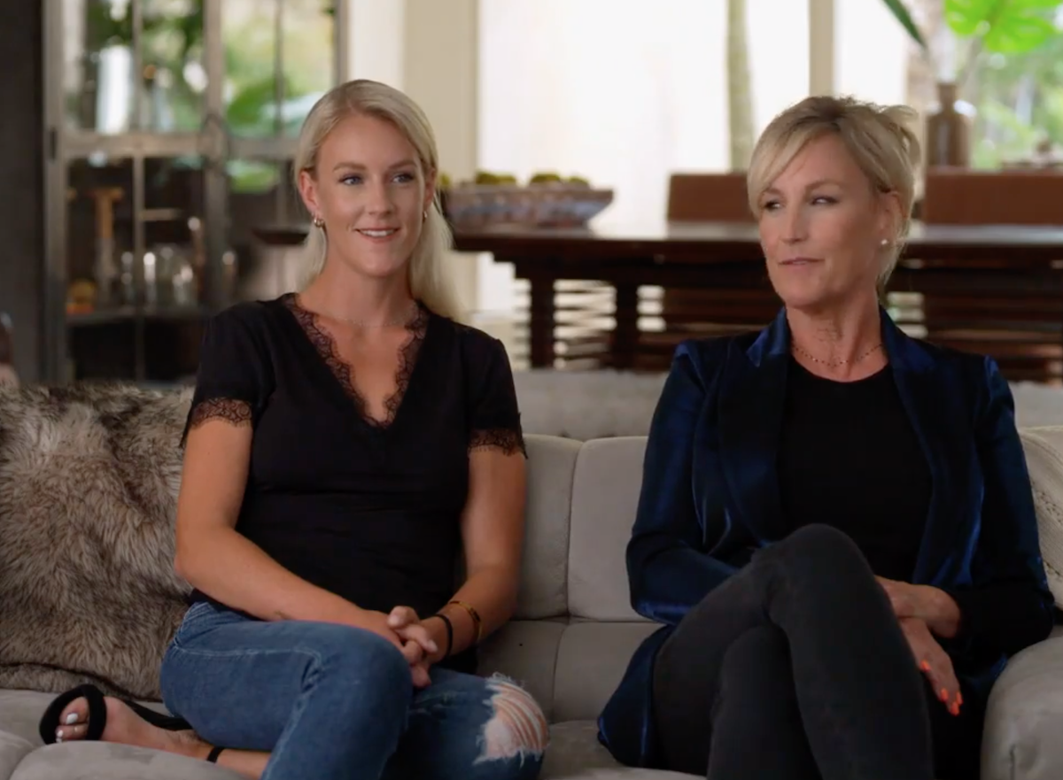 """Elizabeth and Erin Brockovich on the """"20/20"""" special"""