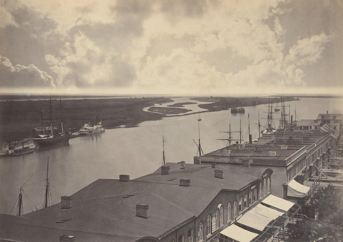 Savannah, Georgia 1800s