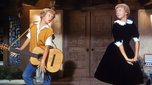 """Hayley Mills in """"The Parent Trap"""""""
