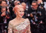 Helen Mirren at the Cannes Film Festival in 2019