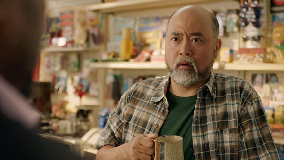 Paul Sun-Hyung Lee in Kim's Convenience