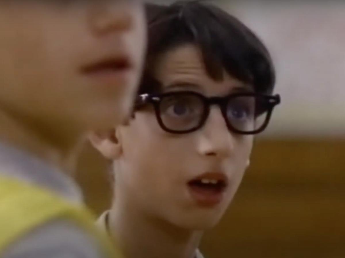 """Josh Saviano on """"The Wonder Years"""""""