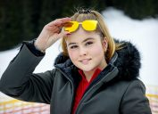 Princess Amalia of The Netherlands
