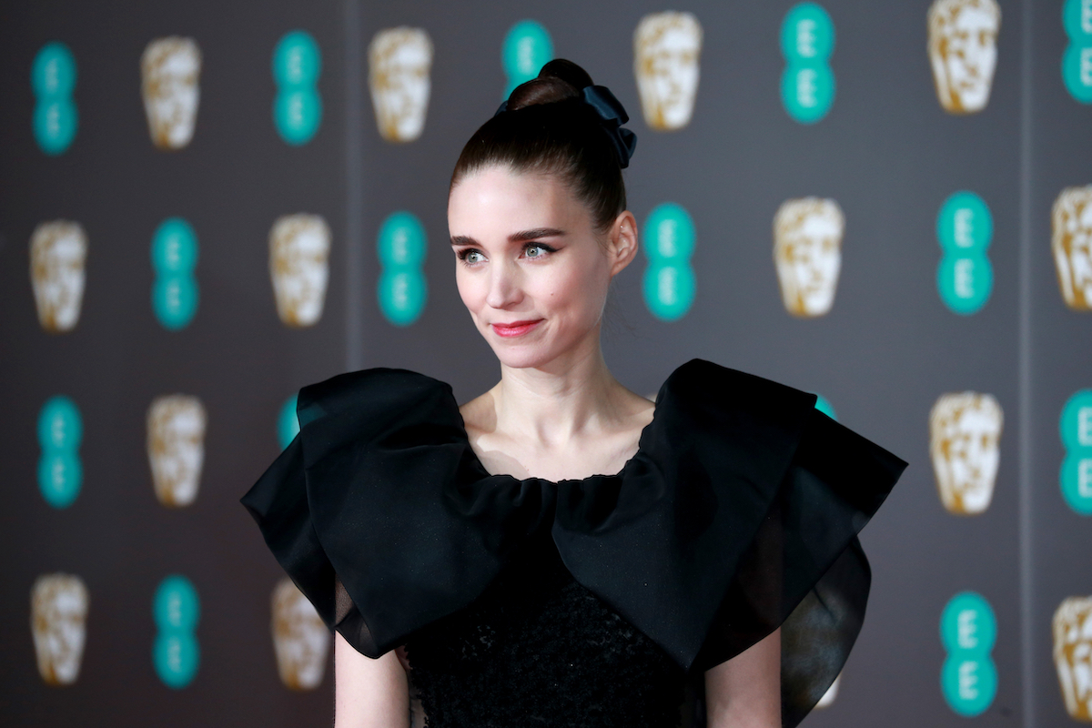 Rooney Mara at the 2020 BAFTAs