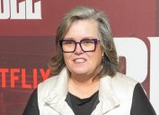 """Rosie O'Donnell at the premiere of """"Russian Doll"""" in 2019"""