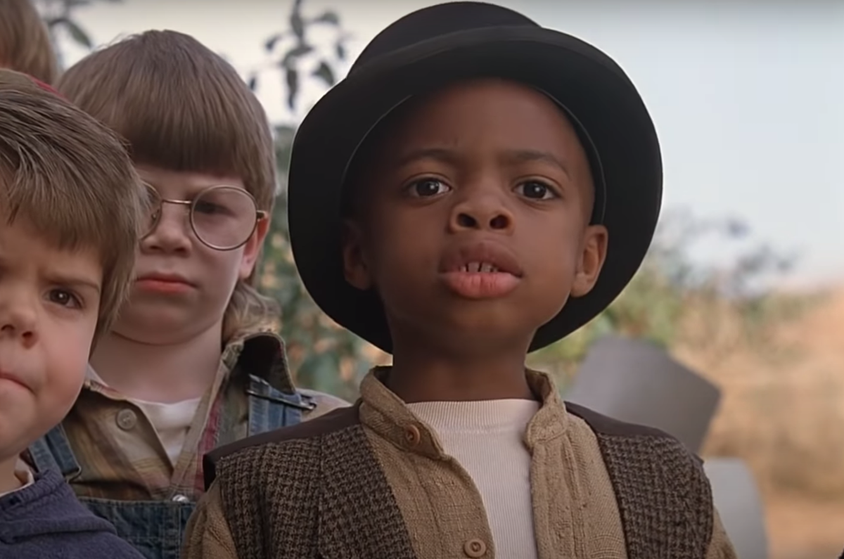 """Kevin Jamal Woods in """"The Little Rascals"""""""