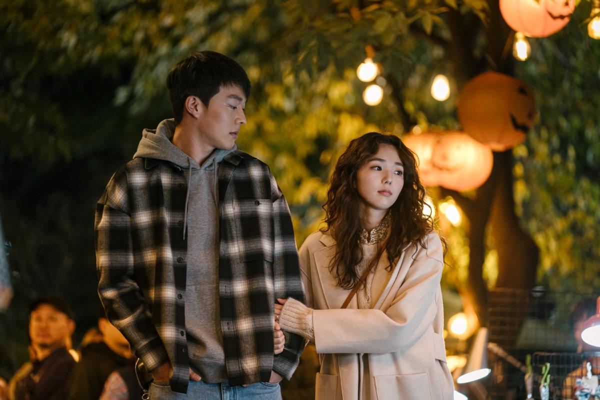 Jang Ki-Young and Chae Soo-bin in Sweet & Sour