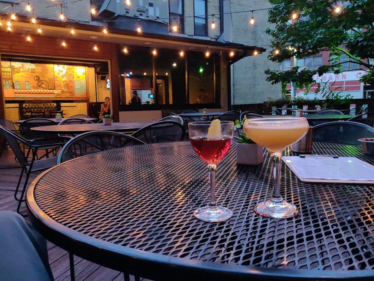 Tied House, best outdoor bar in Wisconsin