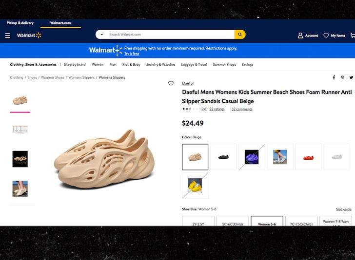 Walmart knockoffs