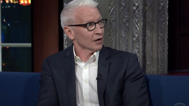 Anderson Cooper talks about raising son Wyatt with ex