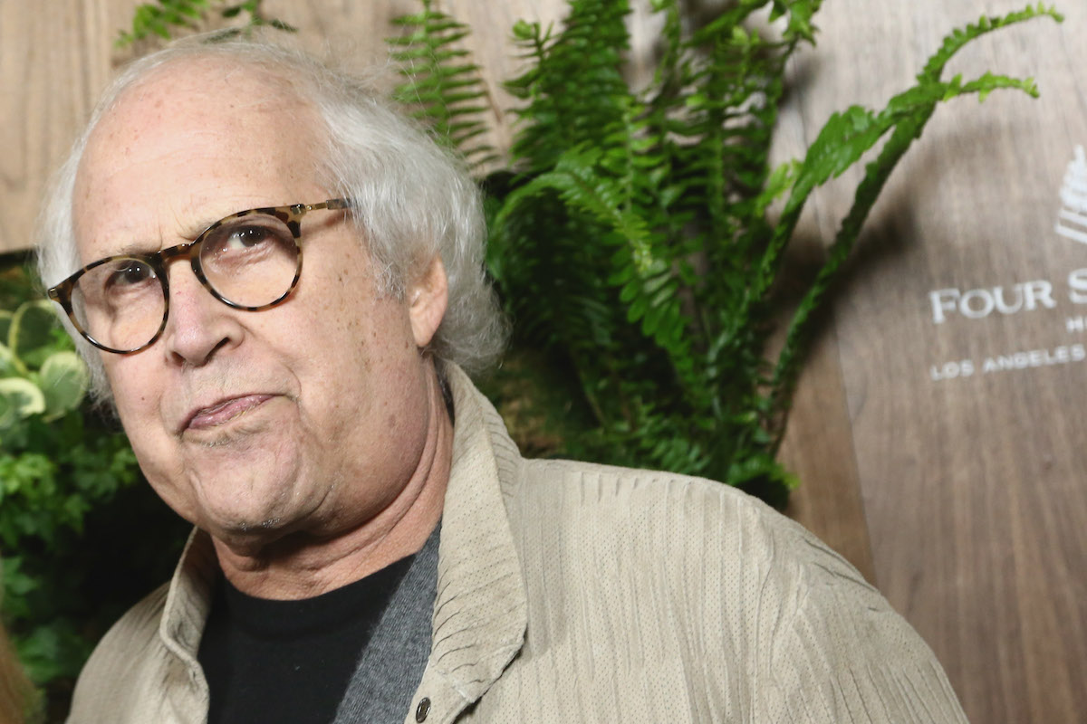 Chevy Chase attends the Global Green 2019 Pre-Oscar Gala at Four Seasons Hotel Los Angeles at Beverly Hills on February 20, 2019 in Los Angeles, California.