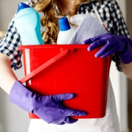 1 in 5 People Have Never Cleaned This