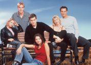 "The Cast of ""Dawson's Creek"""
