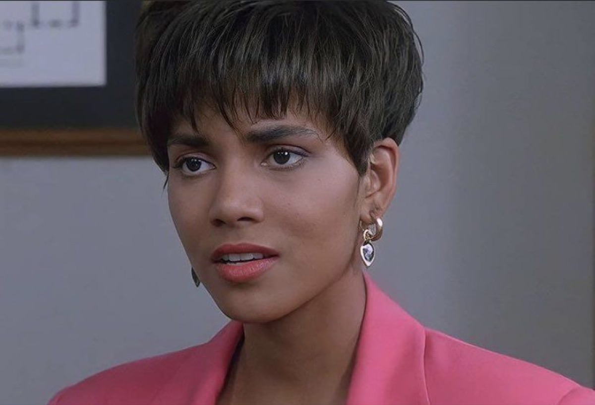 halle berry in strictly business