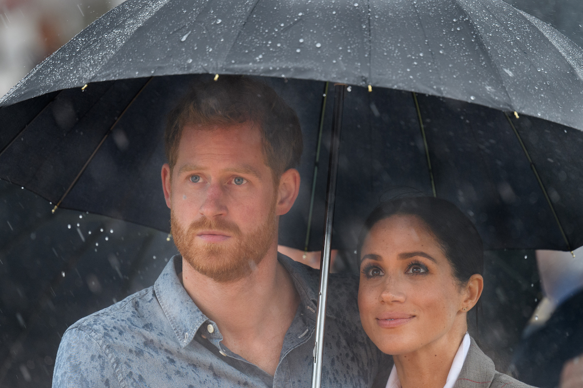 Meghan, Duchess of Sussex, and Prince Harry