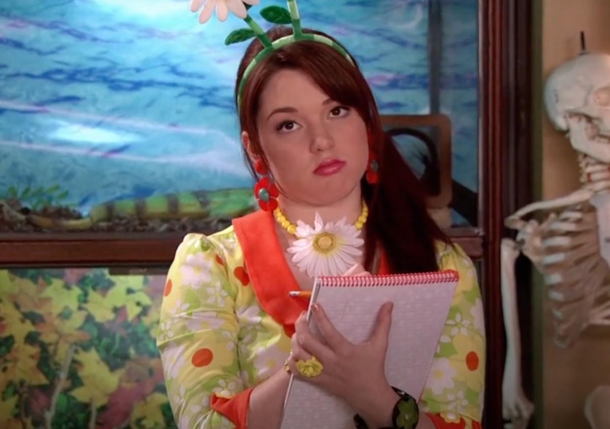 """Jennifer Stone on """"Wizards of Waverly Place"""""""