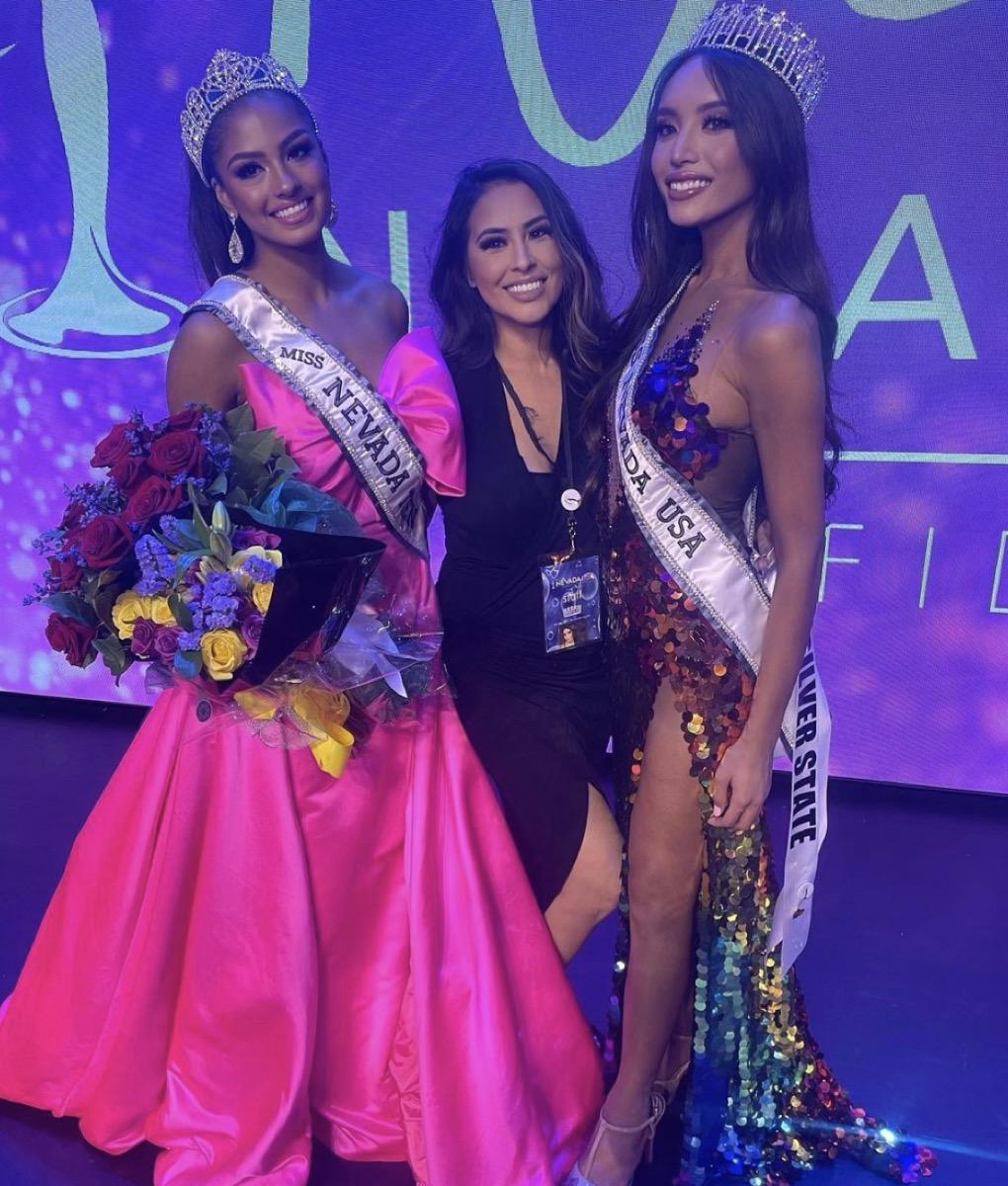 Kataluna Enriquez Miss Nevada