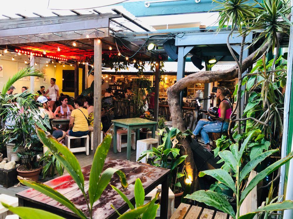 Paia Bay Coffee Bar in Hawaii