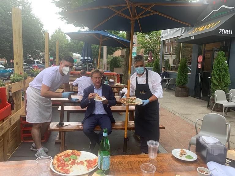 Zeneli Pizzeria & Cucina Napoletana in Connecticut
